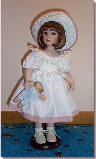 Oz Dolls Hillview Lane Dolls Amelia
